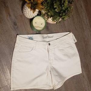 OLD NAVY | NWT Sweetheart Size 12 White Shorts